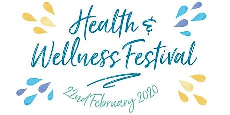 Health & Wellness Festival tickets