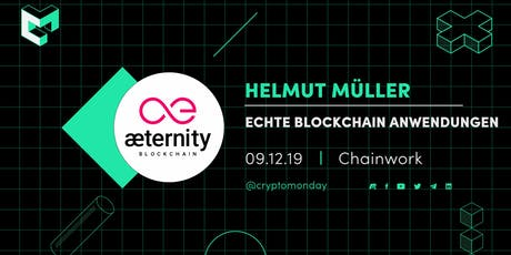 æternity & Real Life Blockchain Applications - Supply Chain tickets