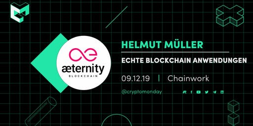 æternity & Real Life Blockchain Applications - Supply Chain