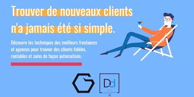 Freelance: Comment trouver des clients fidèles en 10 minutes par jour
