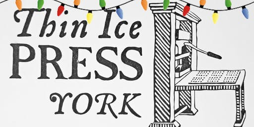 Thin Ice Press Workshop: Christmas Cards