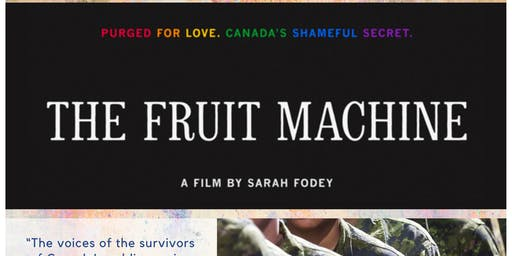"""The Fruit Machine"" Special Screening"
