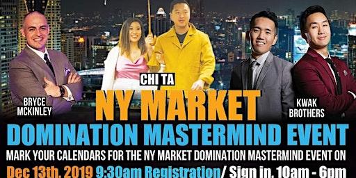 NY Market Domination Mastermind