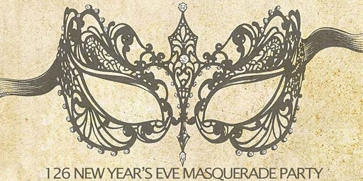 126 New Year's Eve Masquerade Party