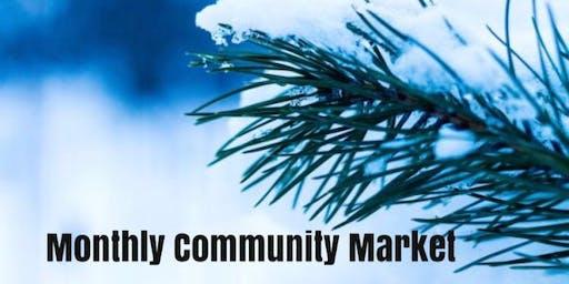January Monthly Community Market