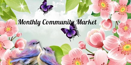 March Monthly Community Market