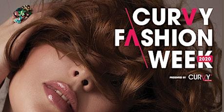 CURVY Fashion Week Registration Now Open For Designers, Models, & Media tickets