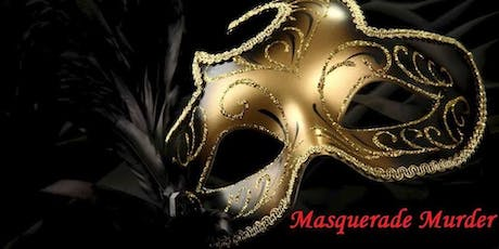 Masquerade Dinner with Murder Mystery  tickets