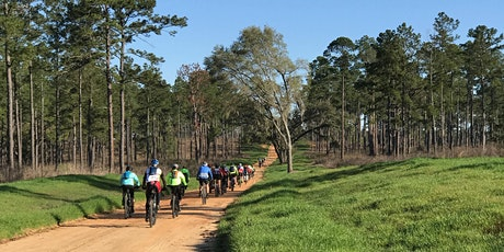 Dirty Pecan 2020 - 40, 60, 80, 100, 150 or 200 mile dirt/gravel ride tickets