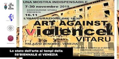 Art Against Violence VITARU Venice
