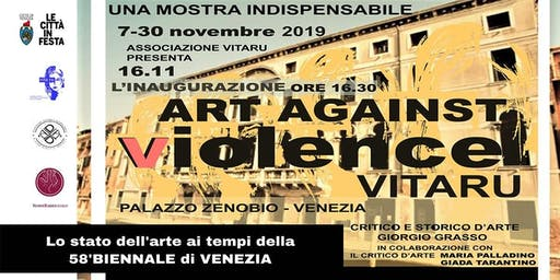 Art Against Violence VITARU Venice