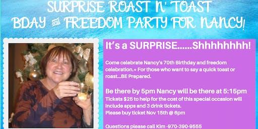 Nancy's Surprise  Toast & Roast