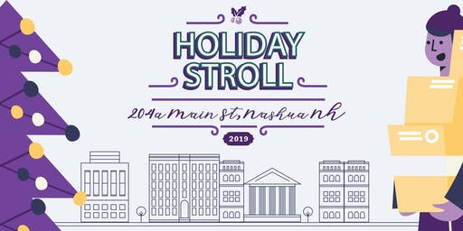 Holiday Stroll x PFP - VIP Client Celebration