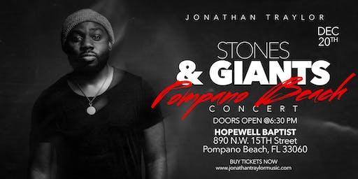 Stones and Giants Concert - Pompano Beach