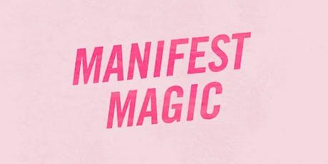 Manifest Magic // Yoga, Meditation & ätherische Öle  Tickets