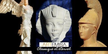 Expo Vente Artemisa : Classique et Éternel  billets