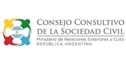SUMATE al CONSEJO CONSULTIVO de la SOCIEDAD CIVIL de Cancillería Argentina