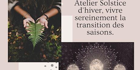 """Atelier """"vivre le solstice d'hiver sereinement avec le yoga et l'ayurvéda """" billets"""