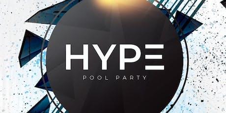 HYPE Pool Party - Oceans Beach Club tickets