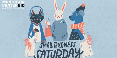 Shop Small Saturday Scavenger Hunt with Santa and Mrs. Clause tickets