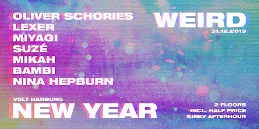 WEIRD NEW YEAR