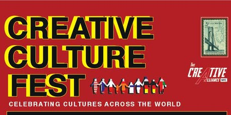 Creative Culture Fest tickets