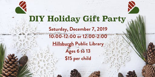 DIY Holiday Gift Party