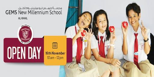 GEMS New Millennium School's Open Day