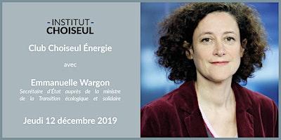 Club Choiseul Énergie | Jeudi 12 décembre avec E