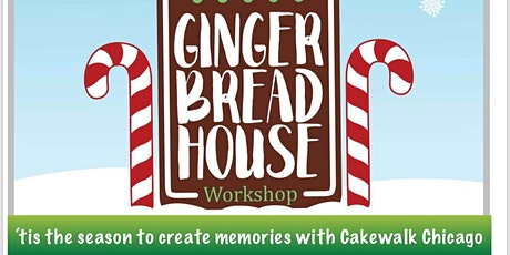 2019 Family Gingerbread House Build tickets