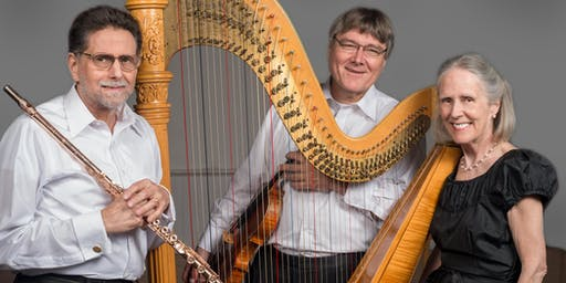 Ensemble Aubade to perform chamber music for flute, viola and harp