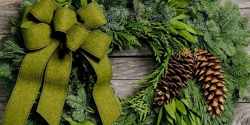 Holiday Wreath Class
