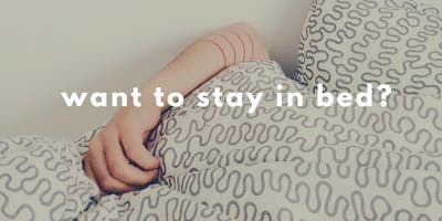 Every thing you need to know about sleep but are too tired to ask