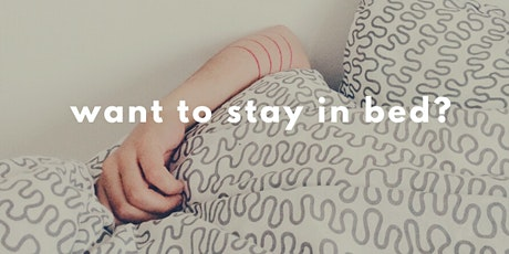 Every thing you need to know about sleep but are too tired to ask tickets