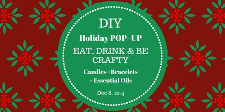 Candle + Bracelet Holiday Pop- Up tickets