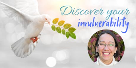 Discover your INVULNERABILITY with Manuela Tornow tickets