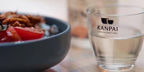 Seasonal Japanese Supperclub - starring Bright and Peg chefs x Kanpai sake tickets