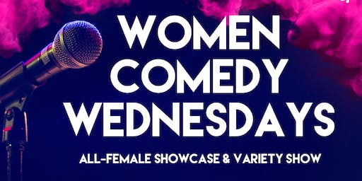 Women Comedy Wednesdays