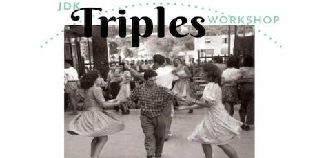 Triples Pizza Workshop tickets