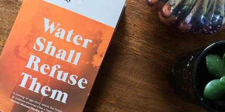 Boozy Book Club - 'Water Shall Refuse Them' by Lucie McKnight Hardy tickets