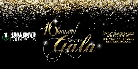 Human Growth Foundation 16th Annual Awards Gala tickets
