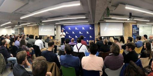 Proyectos Blockchain en producción, Startup Cocktail.