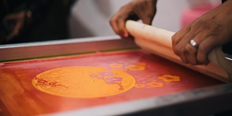 DIY Screen Printing Poster Workshop tickets
