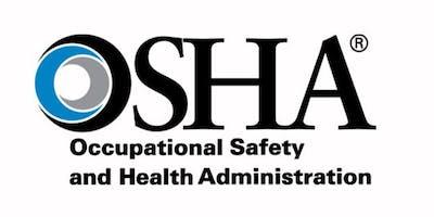 Módulo: Orientación sobre OSHA