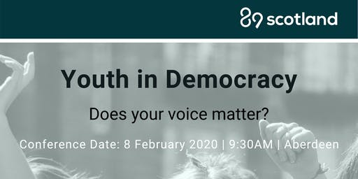 Youth in Democracy: Does your voice matter?