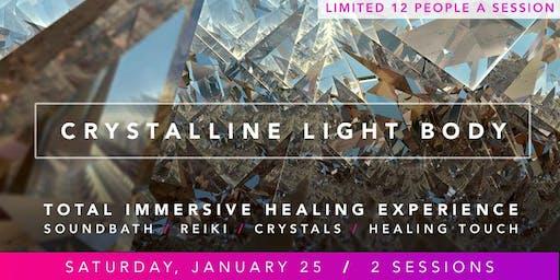 SOUNDBATH - Crystalline Light Body Part II