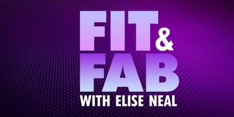 Fox Soul: Fit & Fab With Elise Neal (Live TV Taping @ 7PM)  tickets