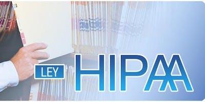 Módulo: Orientación sobre Ley HIPAA