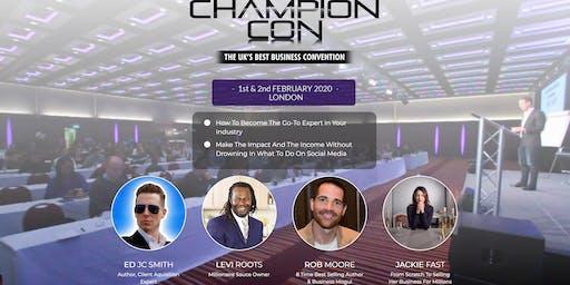 Champion Con
