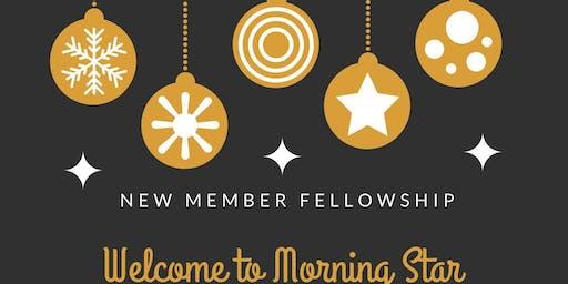 New Member Fellowship